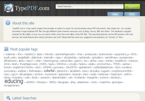 doc pdf ppt search engine
